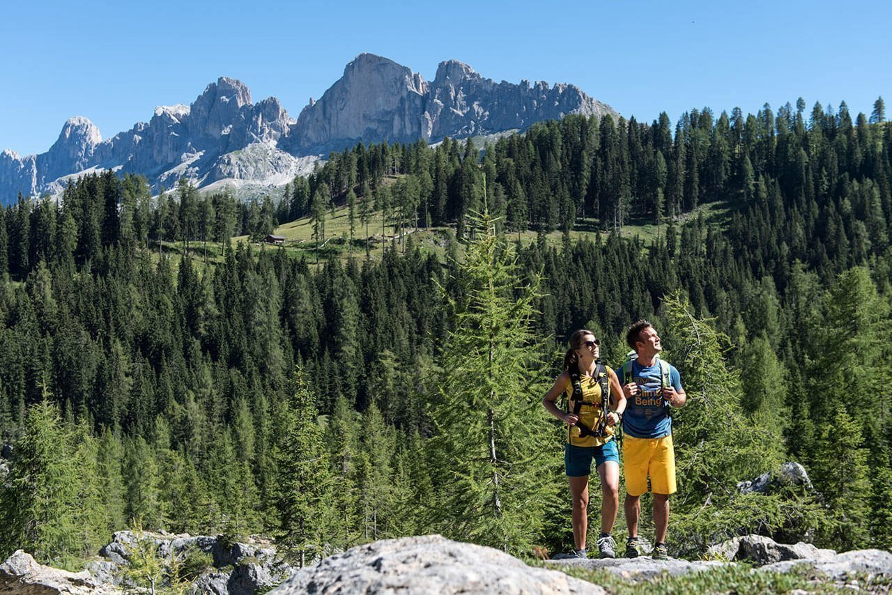 Aktivurlaub Eggental | Wandern in Südtirol