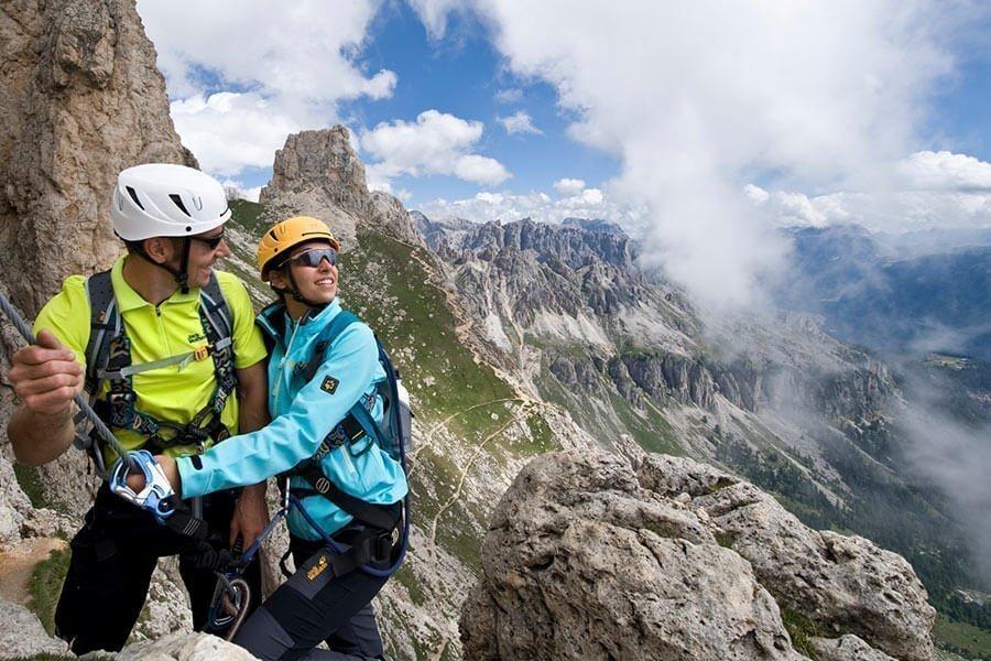 Aktivurlaub Eggental | Wandern und Klettern in den Dolomiten