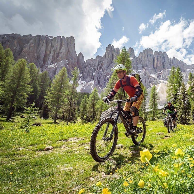Aktivurlaub Eggental | Urlaub in den Dolomiten