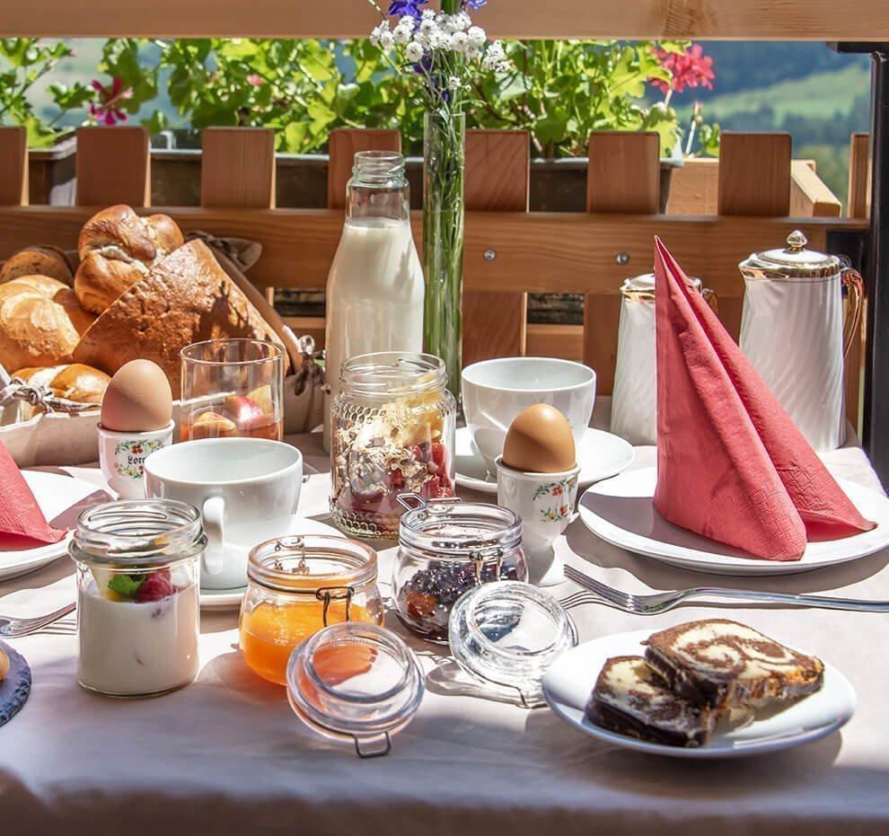 Furnerhof | Start in den Tag | Ein Bauernhoffrühstück für Genießer