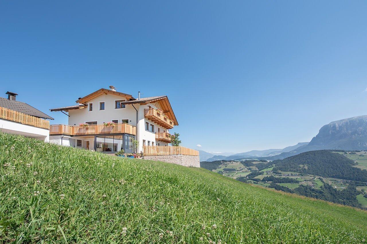 Maso Furnerhof a Collepietra/Val d'Ega per la vostra vacanza con famiglia