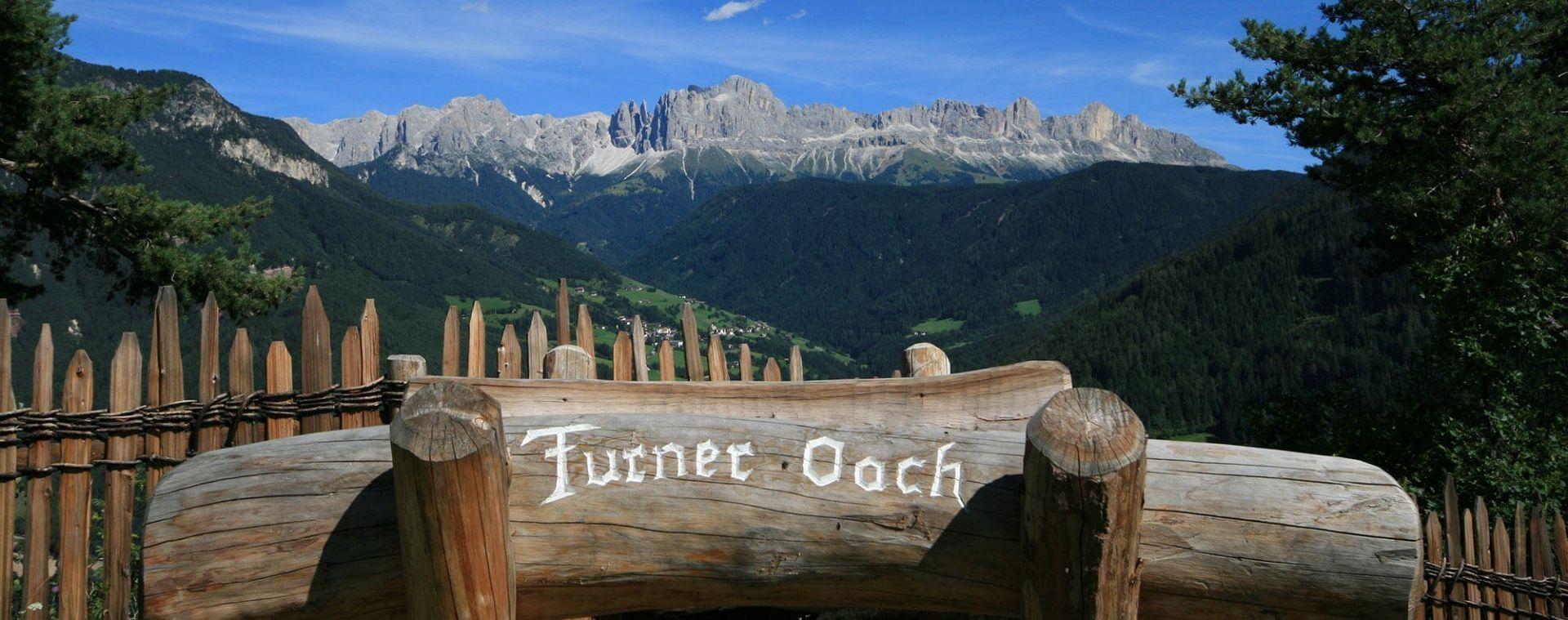 Cime maestose | Vacanza in agriturismo in Val d'Egacon fantastica vista panoramica