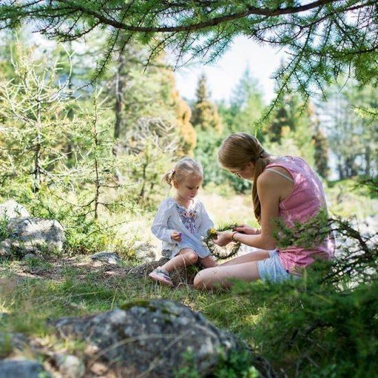 Impressionen vom Furnerhof in Steinegg/Südtirol